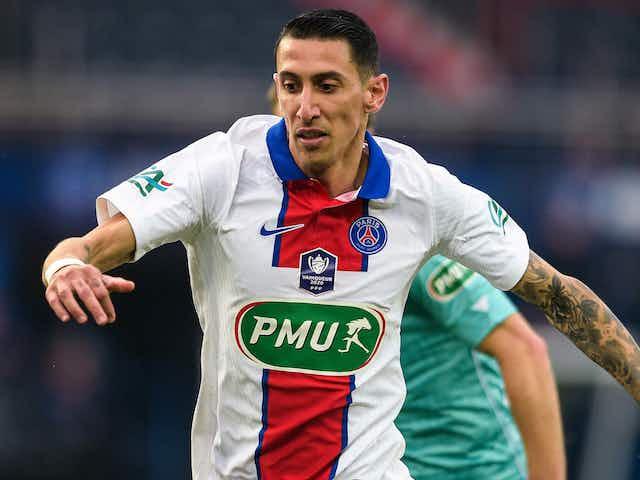 O PSG passou fácil na Copa da França, com direito a uma deslumbrante assistência de letra de Di María