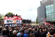 United perde patrocínio de £ 200 milhões em meio a protestos da torcida contra os proprietários