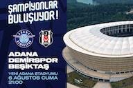 Beşiktaş testet gegen Başakşehir, Kayseri und Aufsteiger Adana Demirspor