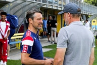 """Niko Kovac : """"C'est encourageant pour la suite"""""""