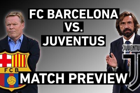 barcelona vs juventus champions league preview questions for koeman and pirlo s tactics onefootball barcelona vs juventus champions