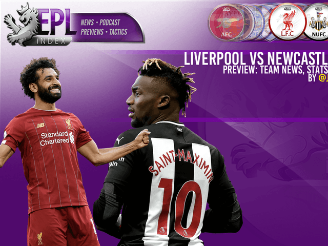 Liverpool vs Newcastle United Match Preview | Team News, Stats & Key Men