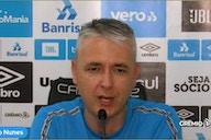 Tiago chama repórter de tendencioso, diz que PV não errou e dá a real do Douglas Costa