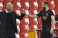Con goleada, el Real Madrid le pisa los talones al Atlético de Madrid