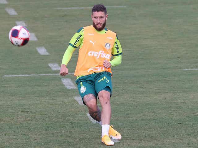 Escalação do Palmeiras: Zé Rafael e Gabriel Menino se recuperam e estão à disposição de Abel Ferreira