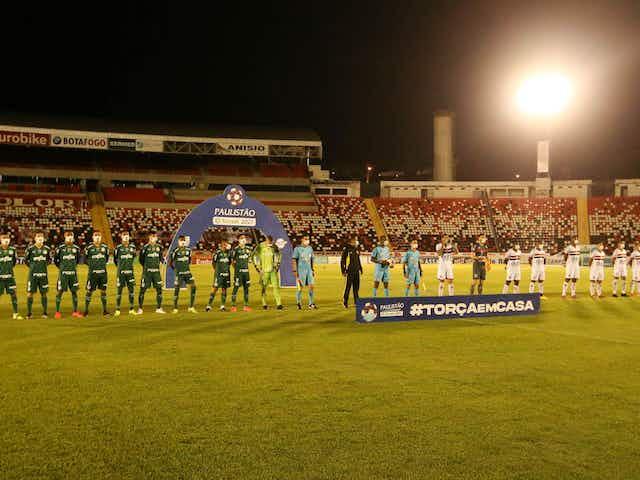 Diante do Botafogo, Palmeiras tem recorde de uso da base no século 21
