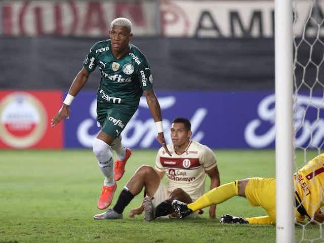 Palmeiras amplia série invicta em estreias na Libertadores