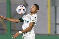 Rony iguala Ademir da Guia em gols pelo Palmeiras na Libertadores e se aproxima de Alex, maior artilheiro do clube no torneio