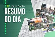 Resumo do dia: Piquerez em São Paulo, Dudu preservado e Borja no Grêmio; confira as notícias do Palmeiras