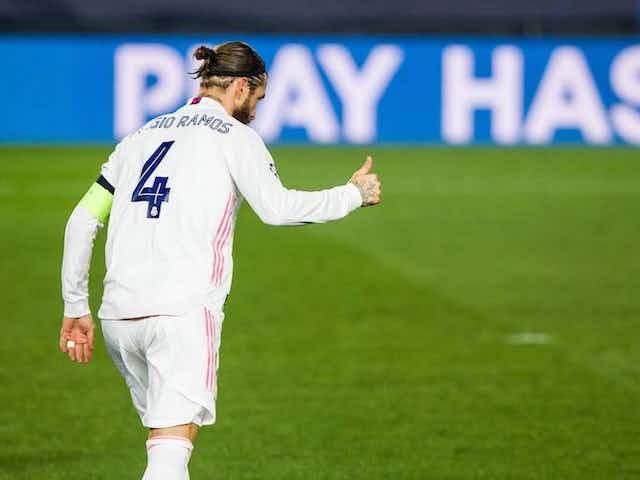 Le Real Madrid pense que Sergio Ramos va partir