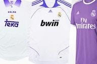 Le violet fera son retour sur les maillots du Real en 2022