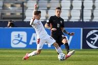 La Croatie s'incline face à l'Angleterre