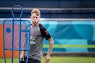 Un duel entre Simon Kjær et Eden Hazard à l'Euro ce jeudi