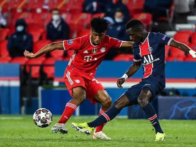 PSG/Bayern – Gueye élu meilleur joueur par les supporters parisiens
