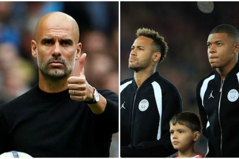 Article image: https://image-service.onefootball.com/resize?fit=max&h=675&image=https%3A%2F%2Ficdn.caughtoffside.com%2Fwp-content%2Fuploads%2F2018%2F10%2Fguardiola-neymar-mbappe.jpg&q=25&w=1080
