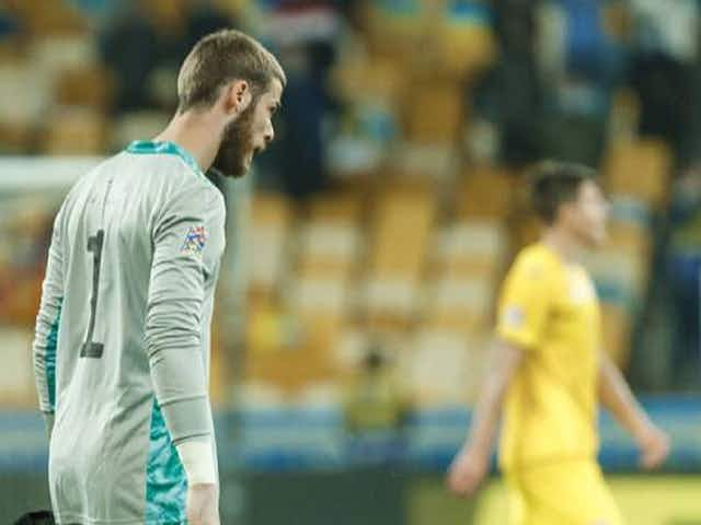 Luis Enrique Defends David De Gea After Costly Spain Mistake