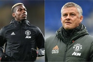 """""""Talks are ongoing"""" – Solskjaer sends message to Pogba as he provides update on his Man United future"""