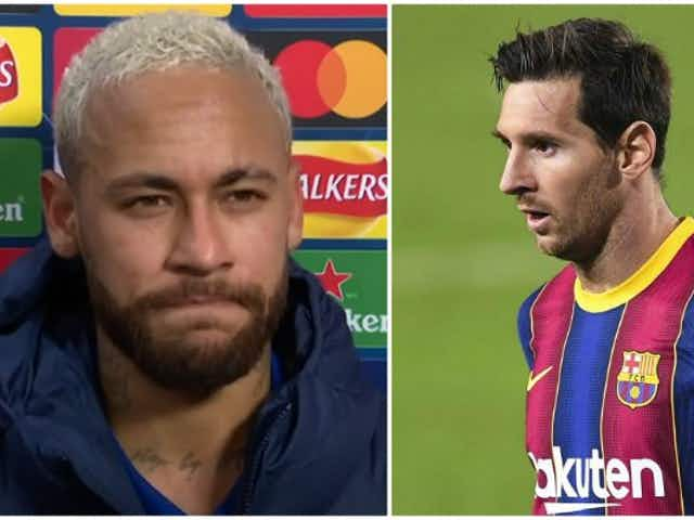 Neymar's transfer strategy to ensure he ends up playing alongside Lionel Messi again