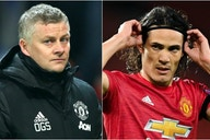 The two players Manchester United wanted to sign before turning to Edinson Cavani