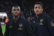 Ian Wright names the Arsenal youngster he's worried Mikel Arteta will overlook