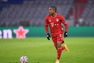 Brazilian giant has eyes on Juventus ace who hopes to terminate his contract with Bayern Munich stay unlikely