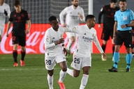 Spanish media outlet begins to put the flop label on Real Madrid's Vinícius Júnior and Rodrygo