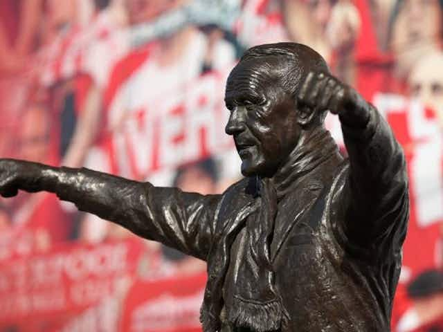 Bill Shankly's grandson hints he could have Liverpool legend's statue removed after Super League controversy