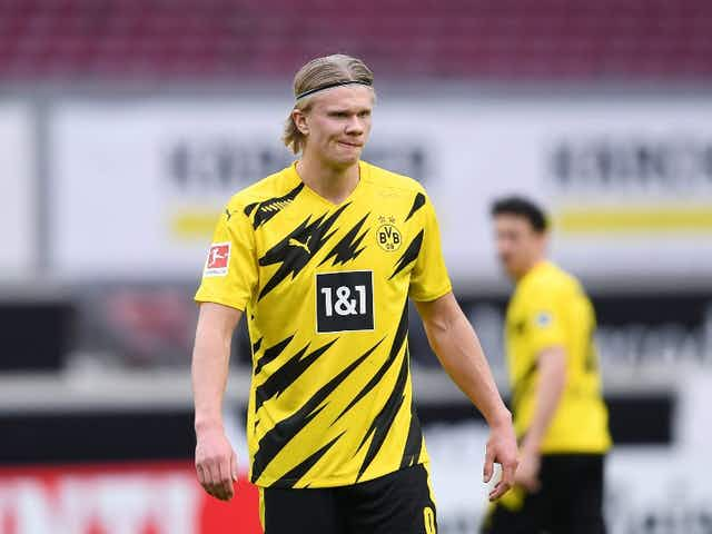 Erling Haaland's desire to be first £1m-a-week player moves closer with the advent of the Super League