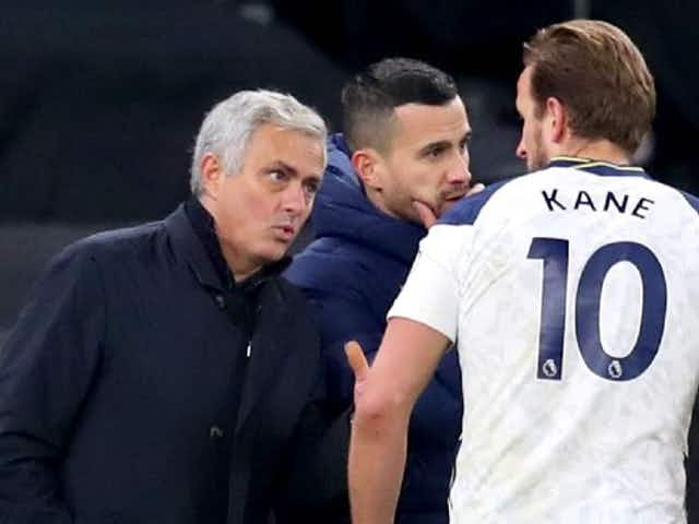 Tottenham feared departure of Man Utd transfer target Harry Kane if they kept Jose Mourinho