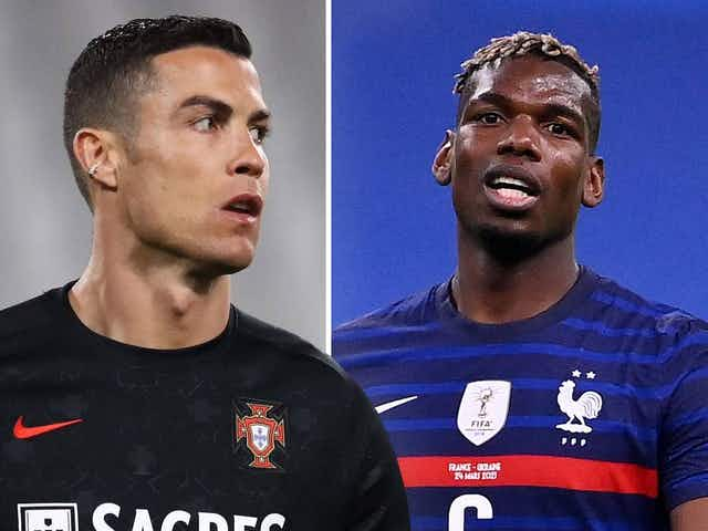 Cristiano Ronaldo could return to Manchester United in stunning Paul Pogba exchange deal