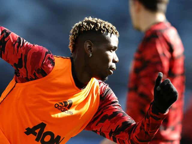 """Paul Pogba's contract situation discussed by ex-Man United star, claims """"he's always happy"""""""