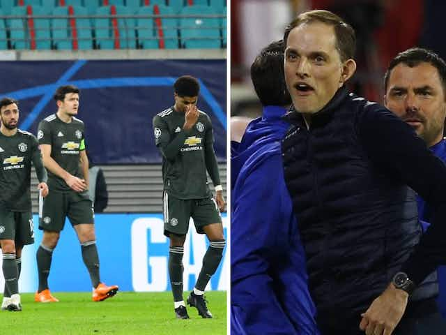 Chelsea smash Man United Champions League record after beating Porto to reach semi-final stage