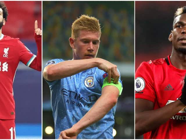 Premier League club executive makes huge claim over the futures of Kevin De Bruyne, Mohamed Salah & Paul Pogba