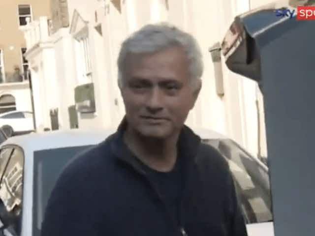 Video: 'I'm always in football' – Jose Mourinho offers sarcastic response to Sky Sports after Tottenham sacking