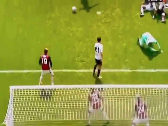 Video: Chelsea star Fikayo Tomori makes amazing late goal-line clearance to ensure AC Milan win against Genoa