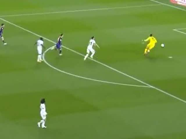 Video: Getafe bail out Barcelona and Lenglet with a ridiculous own goal to make it 2-1