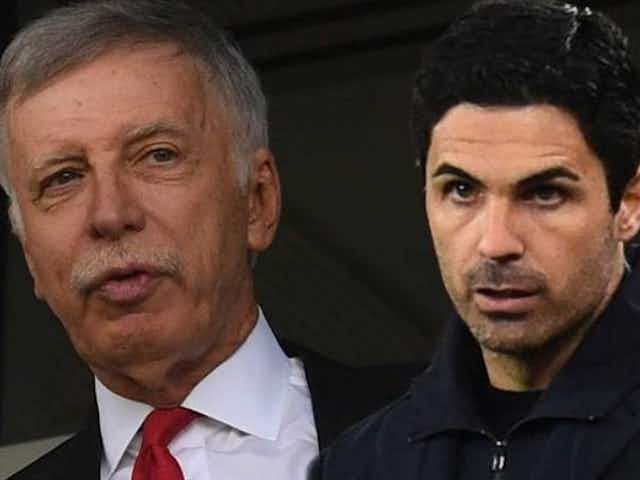 """These Arsenal fans react to """"embarrassing"""" Mikel Arteta statement as he solidifies himself as Kroenke's puppet"""