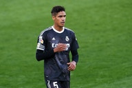 Raphael Varane is already preparing for life at Manchester United ahead of transfer
