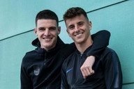 """""""Come to Chelsea"""" – These Blues fans are loving Declan Rice's tweet after the win over Real Madrid"""