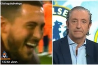 Video: Spanish TV reaction to Eden Hazard laughing with Chelsea players needs no translation