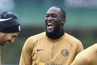 (Photo) Romelu Lukaku is surely trolling Manchester United with this Instagram post