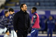 Frank Lampard emerges as frontrunner for Premier League job four months on from Chelsea sacking