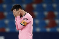 Barcelona to shelve Lionel Messi contract extension to focus on £150M transfer
