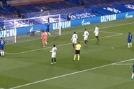 (Video) Timo Werner nods home crucial opener vs Real Madrid