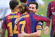 Koeman prepared to keep Griezmann and Coutinho meaning Barcelona must get creative to re-sign Messi