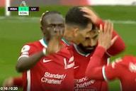 Video: Mohamed Salah flashes in superbly-taken equaliser for Liverpool against West Brom