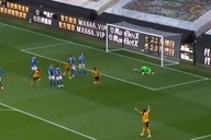 Video: Liverpool transfer target Adama Traore scores superb goal for Wolves vs Brighton