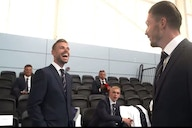 (Video) Henderson and Manchester United-linked Grealish ruthlessly joke about Champions League in front of Foden