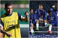 Kylian Mbappe wants to know more about 'superb' Chelsea player as Blues and England star earns superstar's recognition