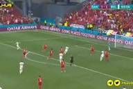 Video: Kevin De Bruyne scores an absolute stunner to put Belgium 2-1 up in Euro 2020 clash vs Denmark